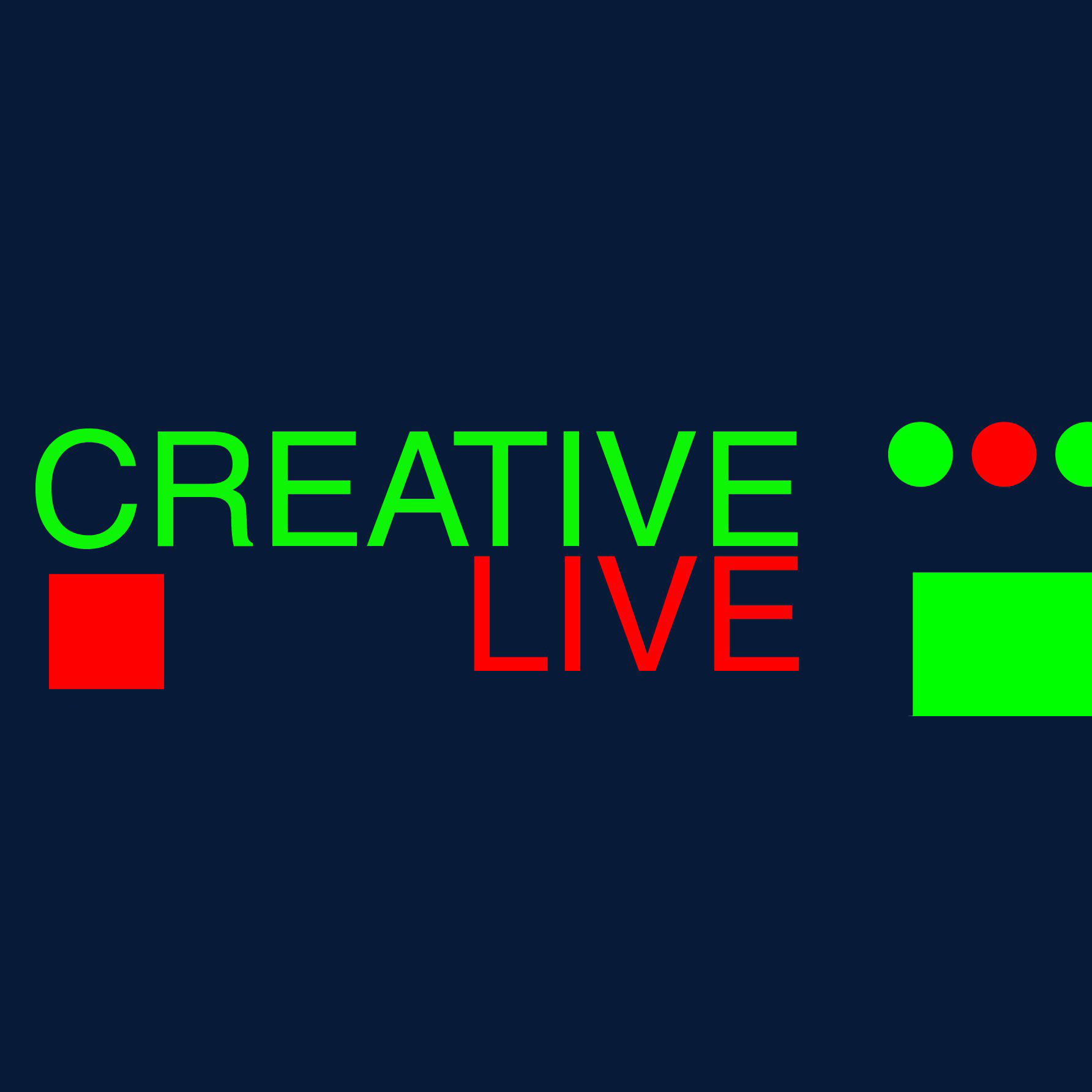 Creative Live Talks